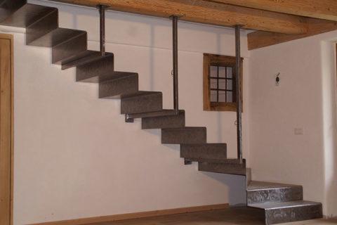 Scala per abitazione privata