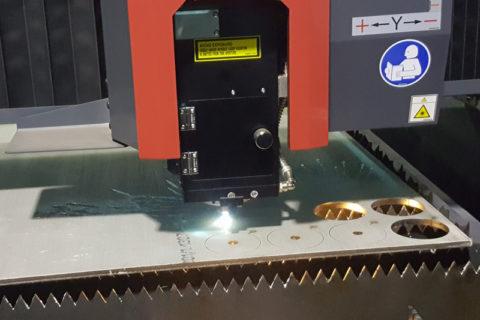 Taglio Laser carpenteria Glarey